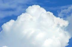 Bakgrundsbild av molnet Arkivbilder