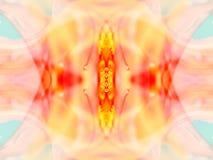 Bakgrundsbild av symmetriska modeller Royaltyfri Fotografi