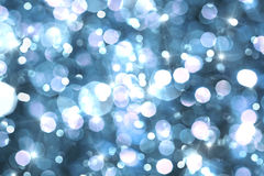 bakgrundsbluelampa Royaltyfria Bilder