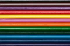 bakgrundsblyertspenna Arkivfoto