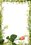 bakgrundsbokstavsförälskelse royaltyfri fotografi