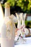 bakgrundsbröllop arkivfoto
