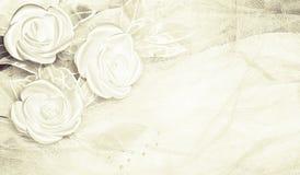 bakgrundsbröllop Arkivbild