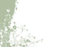 bakgrundsbukettblomma royaltyfri illustrationer