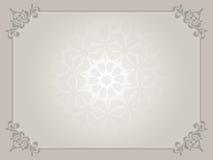 bakgrundscertifikat Royaltyfria Bilder