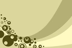 bakgrundscirklar vektor illustrationer