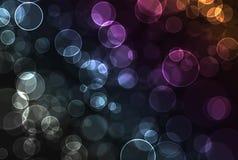 bakgrundscirklar Royaltyfria Foton