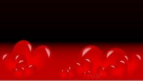 bakgrundsdagvalentiner Arkivfoton