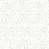 bakgrundsegiptwhite stock illustrationer