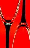 bakgrundsexponeringsglasred två royaltyfria bilder