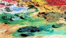 bakgrundsfärg Arkivbilder