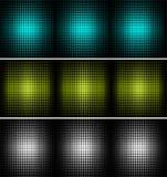 bakgrundsfärg tre Arkivfoton