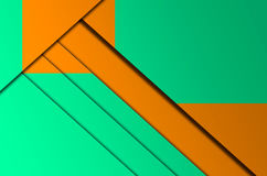 Bakgrundsfärggeometrin Arkivbilder