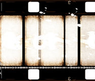 bakgrundsfilmgrunge Royaltyfri Bild