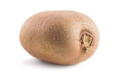 bakgrundsfrukt isolerade kiwiwhite Royaltyfri Fotografi