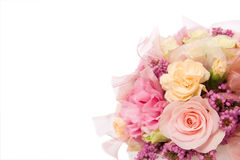 bakgrundsgarneringbröllop Royaltyfri Foto