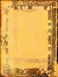 bakgrundsgrungescrapbook Royaltyfria Foton