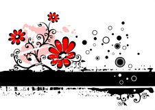 bakgrundsgrungewhite stock illustrationer