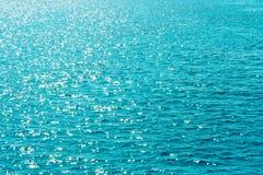 bakgrundshav Royaltyfria Bilder