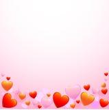 bakgrundshjärta Arkivbild