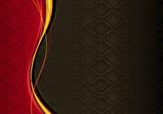 bakgrundshorisontalwallpaper Royaltyfria Bilder