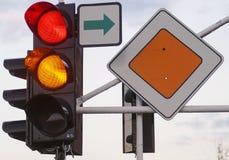 bakgrundsillustrationen isolerade ljus white för trafikvariantsvektor Arkivfoton