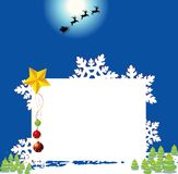 bakgrundsjuldesign Royaltyfria Bilder