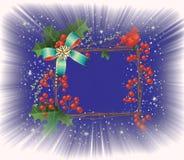 bakgrundsjulexplosion vektor illustrationer