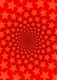 bakgrundsjulstjärna Royaltyfria Bilder