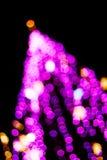 bakgrundsjultree Arkivfoto