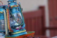 bakgrundskula som kallar sunen för lampa för dagörtlampa Royaltyfri Bild