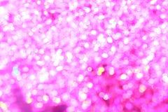 bakgrundslampa - pink Fotografering för Bildbyråer