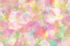 Bakgrundslampor Royaltyfria Bilder
