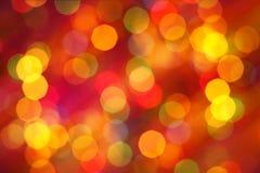 Bakgrundslampor Royaltyfri Foto