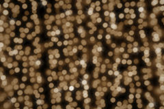 Bakgrundslampor. Defocused Arkivfoton
