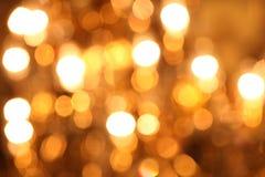 bakgrundsljuskrona Arkivbilder
