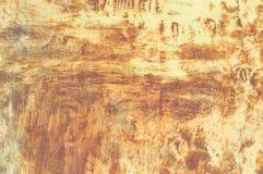 bakgrundsmetallmålarfärg som skalar rostig texturwhite royaltyfri bild