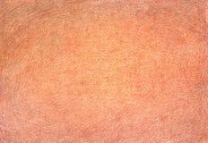Bakgrundsmodell med kulör pastell Apelsinbrunt Fotografering för Bildbyråer
