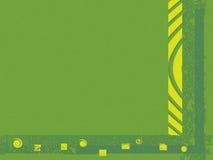 bakgrundsolivgrön Royaltyfri Fotografi