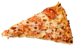 bakgrundsost över pizzaskivawhite Royaltyfria Foton