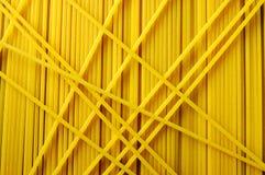 bakgrundspastaspagetti Royaltyfri Foto