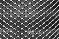 bakgrundsrastermetall Royaltyfria Bilder