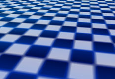 bakgrundsschackbräde Arkivbild