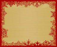 bakgrundssnowflake Royaltyfri Fotografi