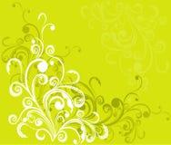 bakgrundssommarvektor royaltyfri illustrationer