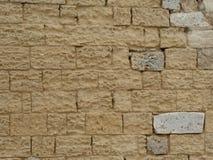 Bakgrundsstenen blockerar väggItalien italiensk roman konst arkivfoton