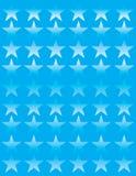 bakgrundsstjärnor vektor illustrationer