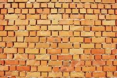 bakgrundstegelstenvägg Royaltyfri Foto