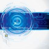bakgrundsteknologi Royaltyfria Bilder