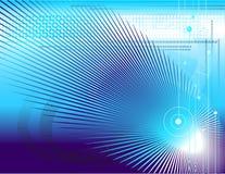 bakgrundsteknologi vektor illustrationer